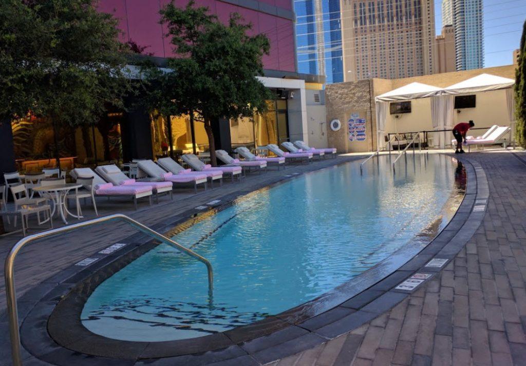 ahern hotel pool